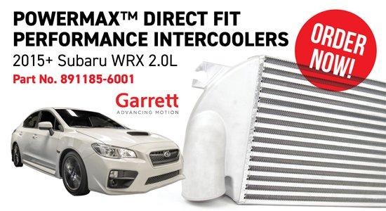 WRX Intercooler
