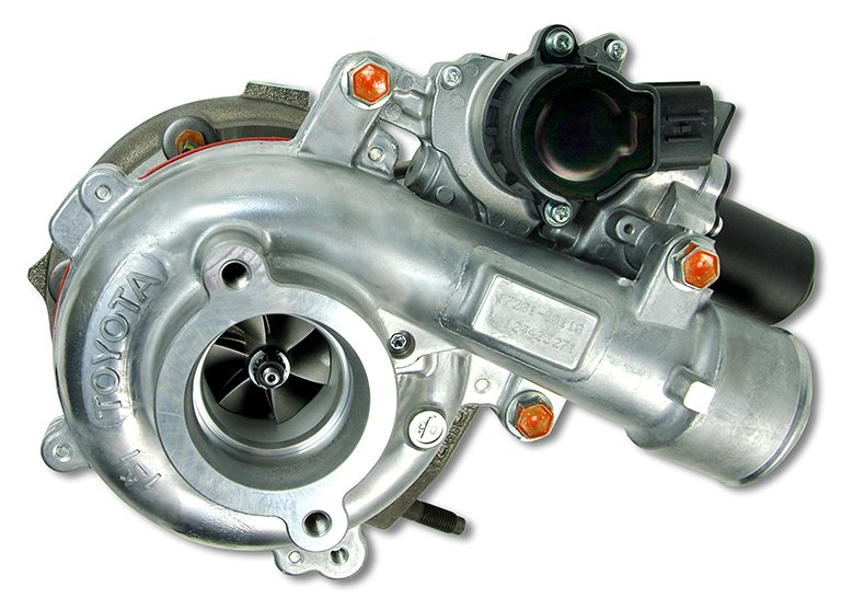 Turbo CT16 Suits Toyota Hilux 3.0L - Click to enlarge