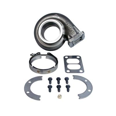 Garrett GT35 T3 Dual Entry V-band Turbine Housing Kit
