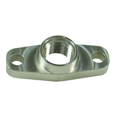 Oil Drain CNC Aluminium T03, T04, T04Z - Click to enlarge