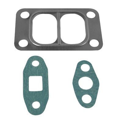 T3 Flange Turbo Gasket Kit TO3, TO4B Split Pulse - Click to enlarge