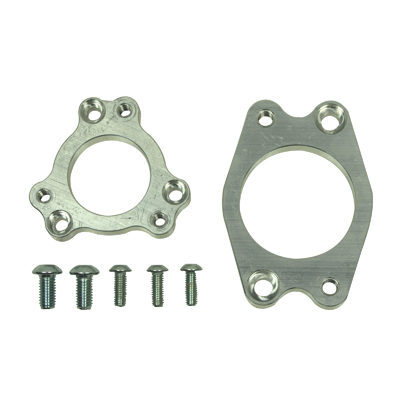 Compressor Cover Adaptor Kit S15 to S13 Silvia - Click to enlarge
