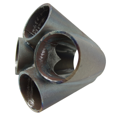 Manifold Merge Pipe Collector 4 into 1 - 40mm