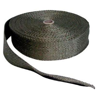 Exhaust Insulation Wrap 50mm x 15m - Click to enlarge