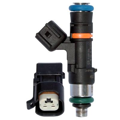 Modified Bosch Fuel Injector 1000cc EV14 3/4 Length - Click to enlarge