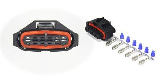 Connector Suit Bosch Acc Pedal - Click to enlarge