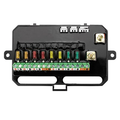 Switch Panel 8 Way 10-30V 60A