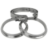Stainless Steel V Band Coupling Set 3 inch - Click for more info