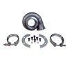 Garrett GT28 Turbine Housing V Band Inlet & Outlet Kit 0.57 A/R - Click for more info
