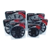 "Thermo Fan 12"" W/FM-K80 12V Push Type - Click for more info"