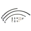 Oil & Water Braided Line Kit Suits Nissan S13 / 180SX - Click for more info