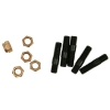 Stud & Nut Kit T25, GT25, GT28 M8 x 1.25 x 5 - Click for more info