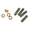 Stud & Nut Kit GT30, GT35, GT42, GT45 M10 x 1.5 x 4 - Click for more info