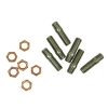 Stud & Nut Kit Outlet GT42, GT45 M10 x 1.5 x 6 - Click for more info