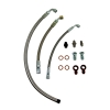 Oil & Water Braided Line Kit Suits Nissan S13 / 180SX CA18det - Click for more info