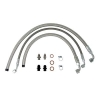 Oil & Water Braided Line Kit Suits Toyota JZX100 JZ VVTI - Click for more info