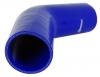 Silicone Hose Elbow 45 Deg 6