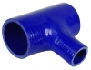 Silicone Hose T Piece 2.50