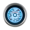 Redarc Oil Pressure & Water Temperature Gauge (Optional Temperature Display) - Click for more info