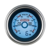 Redarc Dual Voltage Gauge (Optional Current Display) - Click for more info