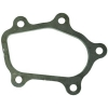 Turbine Outlet Flange Suits Nissan RB26, GTR, GT28 - Click for more info