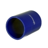 Silicone Hose Straight 4 inch Long Blue - Click for more info