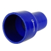 Silicone Hose Reducers 3 inch Long Blue - Click for more info