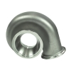 TiAL GT28 Turbine Housing with V-Band Inlet & Outlet 0.64 A/R - Click for more info