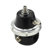Fuel Pressure Regulator FPR1200 -6 AN Black - Click for more info